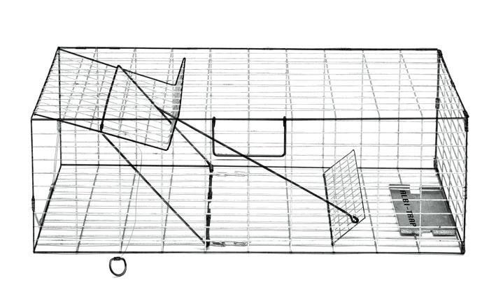 Albi 027 Feral Cat Trap Albi Traps